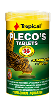 PLECO'S TABLETS