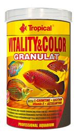 VITALITY & COLOR GRANULAT