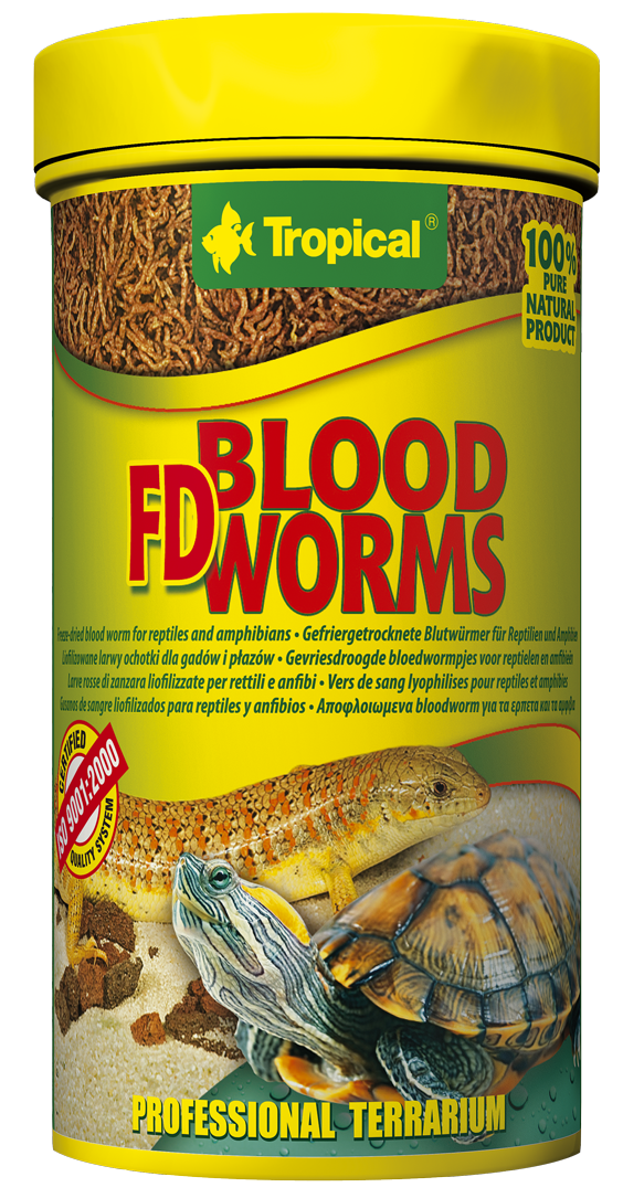 FD BLOOD WORMS